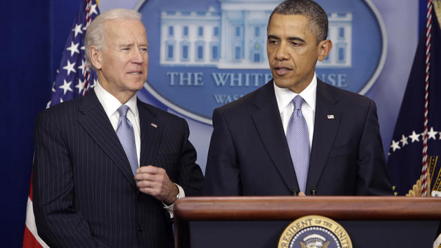 President Obama and Vice President Joe Biden