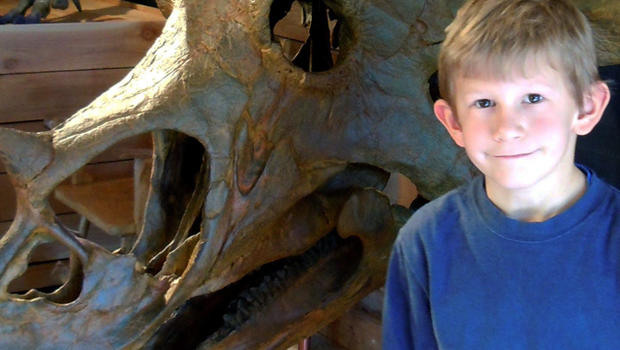 Eli Navant, 9, applied to become the head curator at the Denver Museum of Nature and Science.