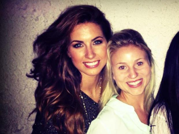 Alabama quarterback's model girlfriend
