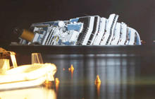 Costa Concordia: Salvage effort underway for cruise ship