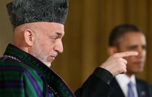 Obama, Karzai seek office for peace talks with Taliban