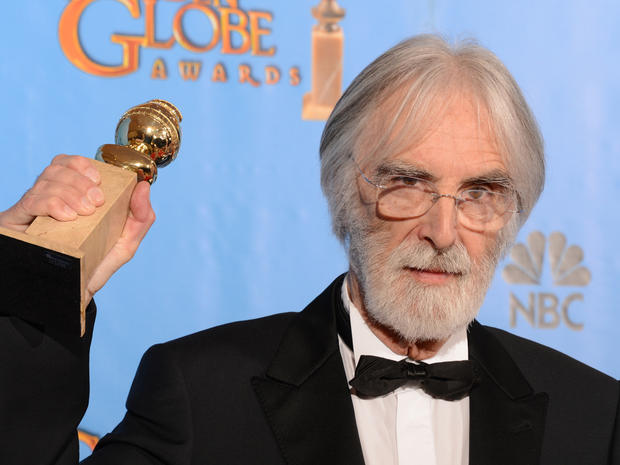 Golden Globes 2013 press room
