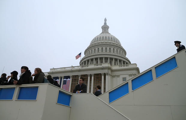 Inauguration 2013: The rehearsal