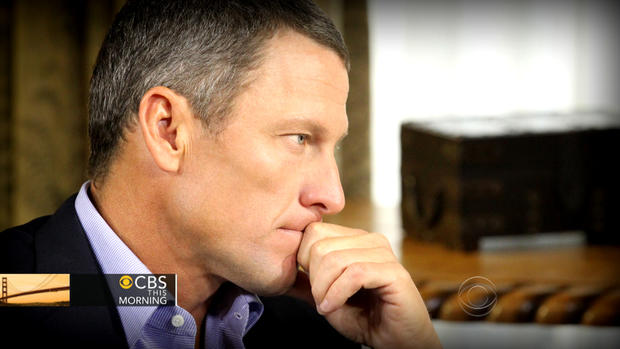 Lance Armstrong now faces Justice Department in lawsuit - CBS News