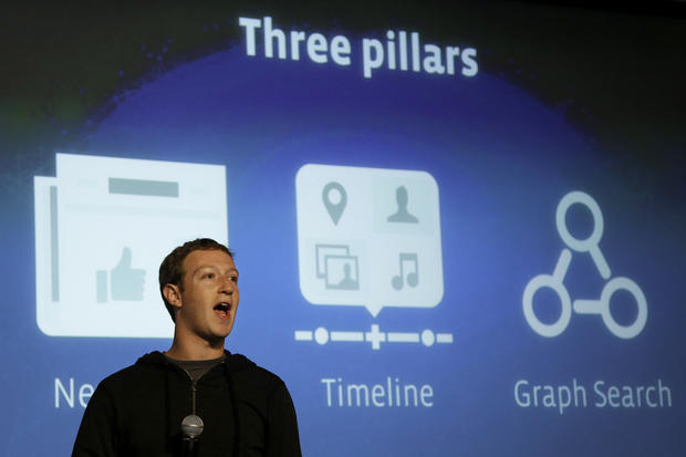 "Facebook announces ""graph search"" feature"