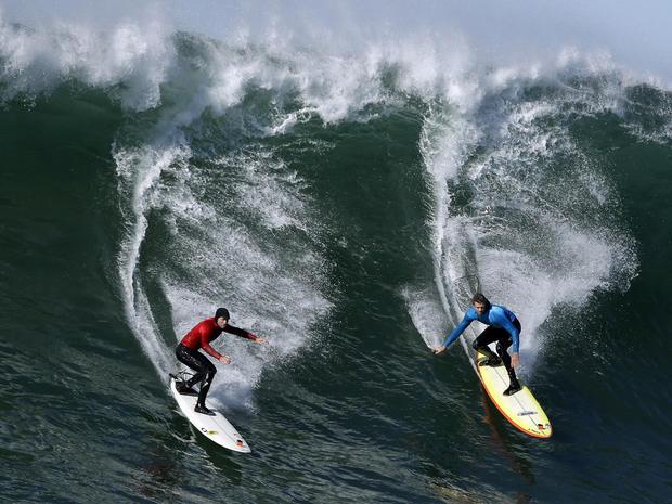 Mavericks big wave surf contest