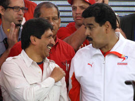 Venezuela, Nicolas Maduro, Argenis Chavez