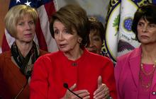 "Pelosi: Debt limit suspension ""another path to a cliff"""