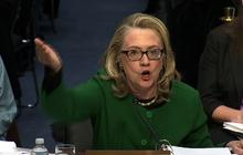 Clinton gets heated at Benghazi hearing