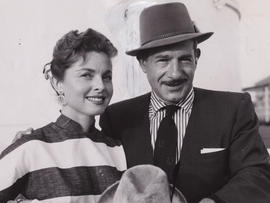 Bernice and Ben Novack Sr. owned the famous Fontainebleau Hotel in Miami. It was the place to see and be seen, and Bernice was always one of the best-dressed women there.