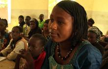 Mali refugees moving south