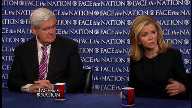 Gingrich & Blackburn: GOP needs to change