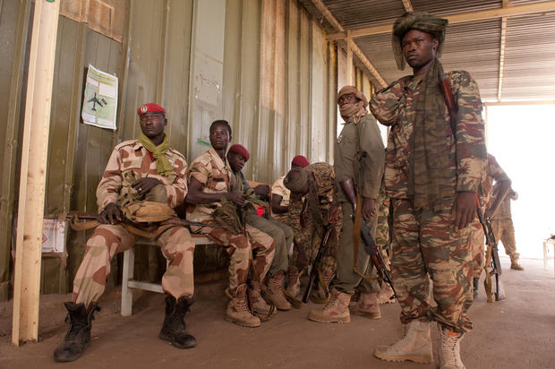Fight continues in Mali