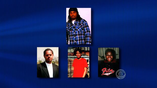 Shirley Chamber's four children were all killed by guns in Chicago