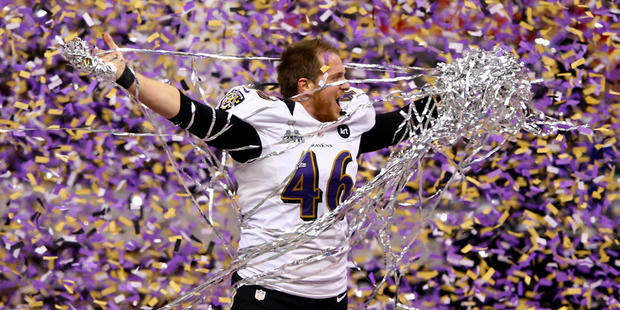 Super Bowl XLVII highlights