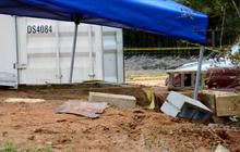 FBI finds explosives in Ala. Bunker