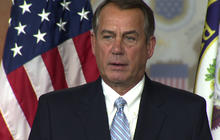 "Lawmakers have ""tied their hands"" on Post Office action, Boehner says"