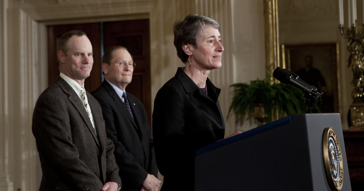 Obama To Nominate Rei Ceo Sally Jewell As Interior Secretary Cbs News