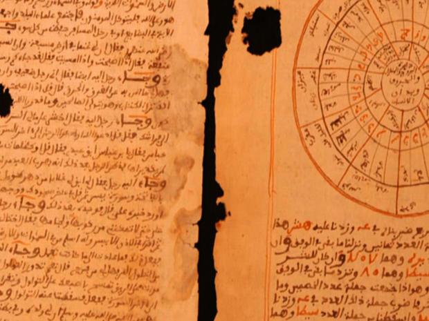 Man saves ancient Timbuktu treasures from destruction - CBS News