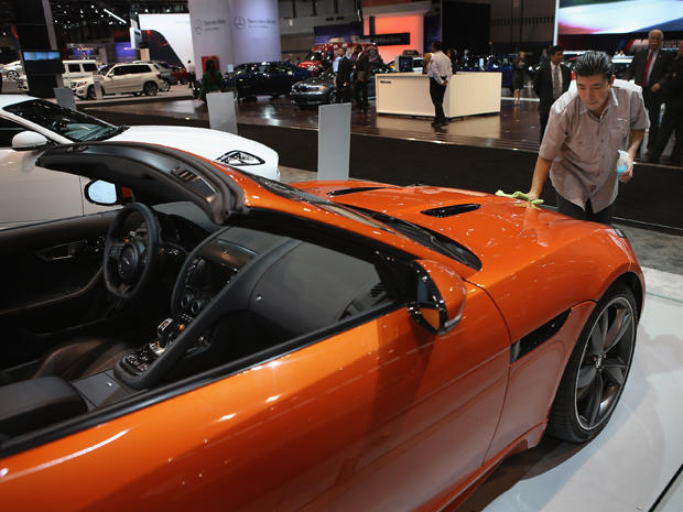 Chicago Auto Show's hottest wheels