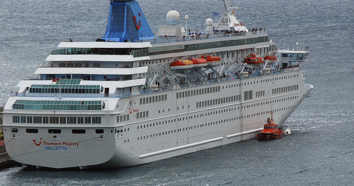 Officials 5 Dead In Canary Islands Cruise Ship Accident