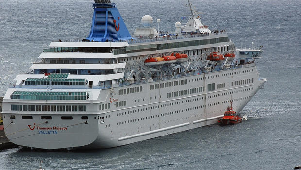 Officials Dead In Canary Islands Cruise Ship Accident CBS News - Cruise ship fatalities