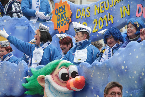 Carnival in Germany