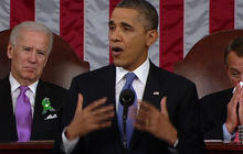 "Obama stresses ""stronger families, stronger communities"" in SOTU speech"