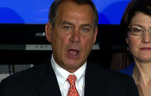 "Boehner: ""Congress does have the responsibility"" to reduce gun violence"