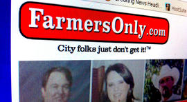 FarmersOnly.com is one of thousands of niche dating sites that have popped up on the web in recent years.