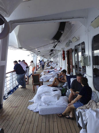 Aboard the Carnival Triumph cruise ship - Photo 1 - Pictures
