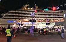 Investigators searching for cause of cruise fire