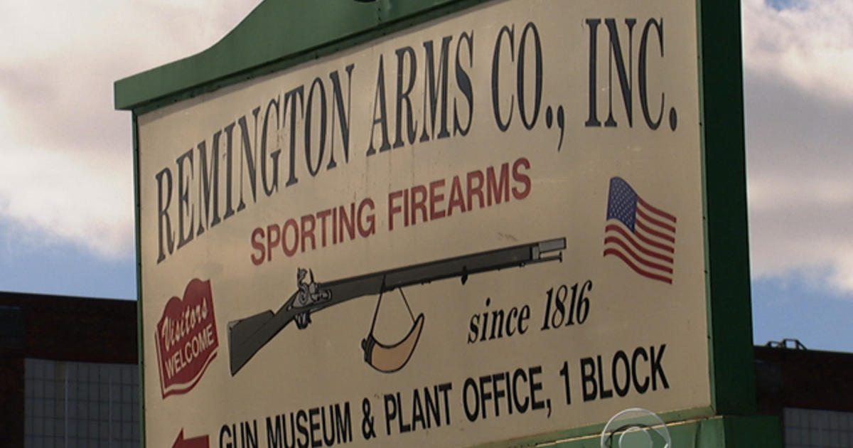 Remington set to file for bankruptcy