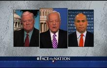 Barbour, Booker discuss Washington gridlock