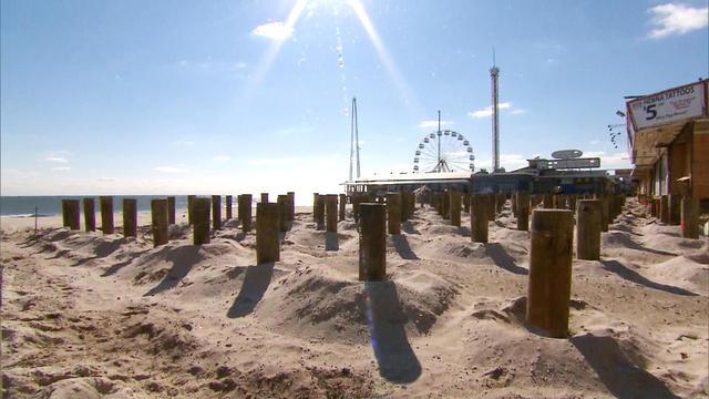 Sequester cuts threaten Sandy relief