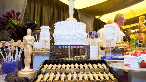 Wolfgang Puck's Oscars after-party menu sneak peek