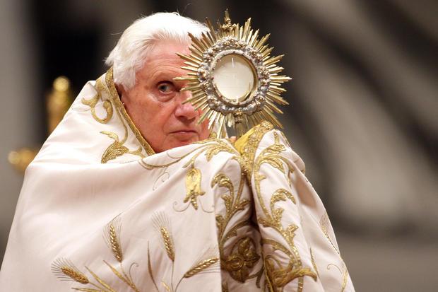 Pope Benedict's style