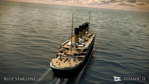 Un nuevo Titanic para 2022