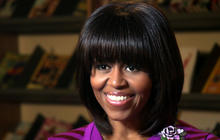 Michelle Obama: Stop the junk the food