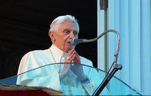 "Pope Benedict XVI: ""I am no longer Pope"""