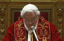 Pope Benedict's final day as pontiff