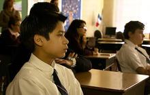 Catholic school students witness religious history