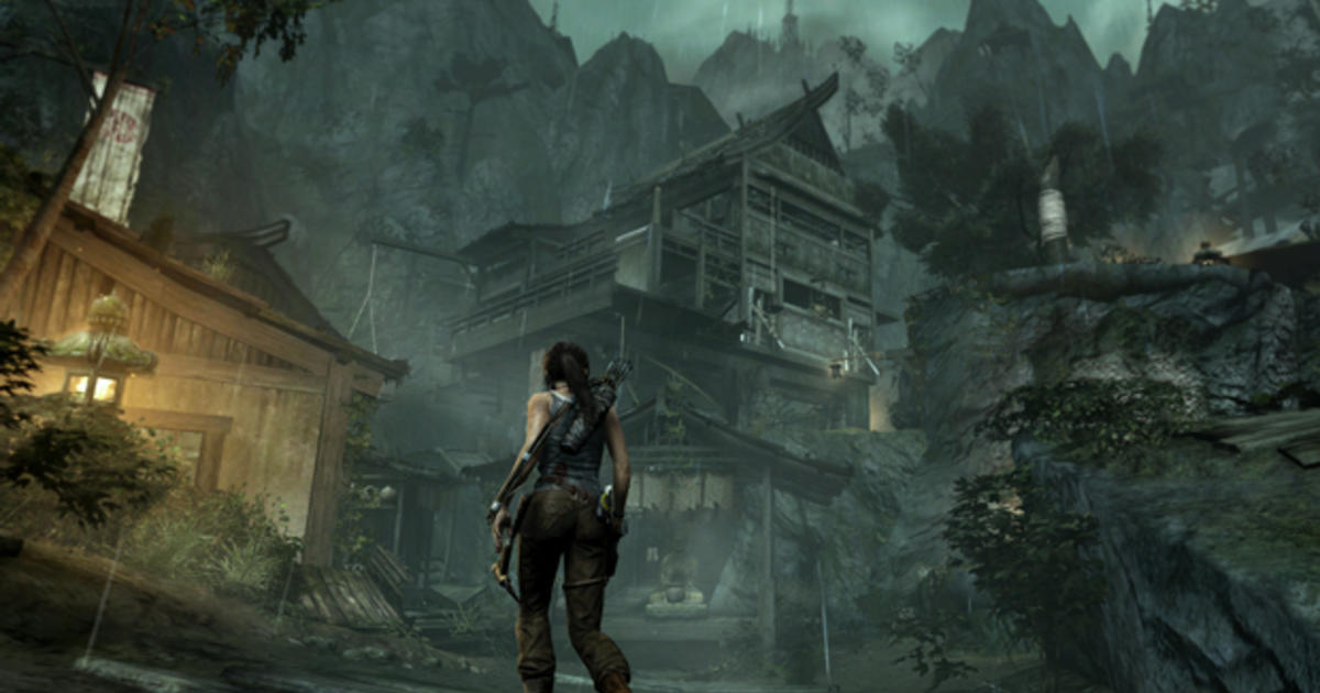 Review Tomb Raider Marks A New Era For Iconic Game Cbs News