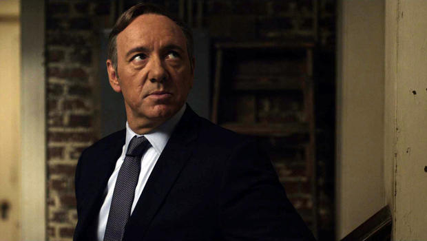 """House of Cards writer on leadership: """"To uphold the law...you have to break it"""""""