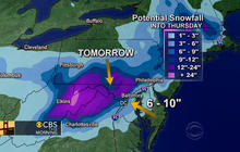 Winter storm: Where is it headed?