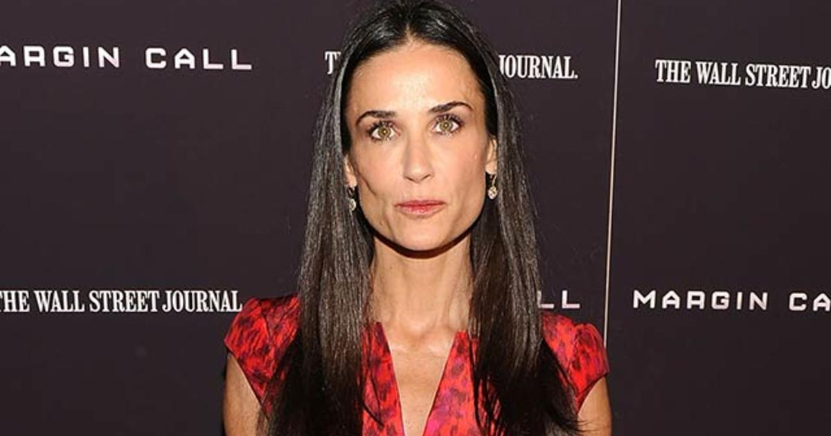 Demi Moore interview: ...