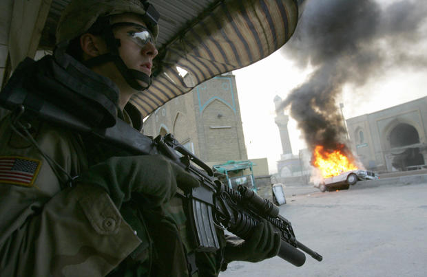 Iraq invasion: 10 years later