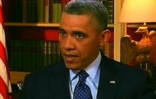 Obama talks Iran's nuclear program ahead of Israel trip