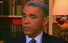 Obama: Iran about a year away from nuke