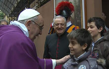 Pope of the people? Francis begins papal reign